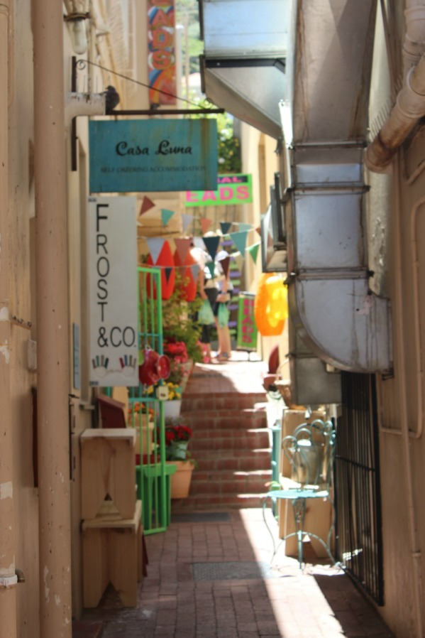 Kalk Bay hidden shops in South Africa