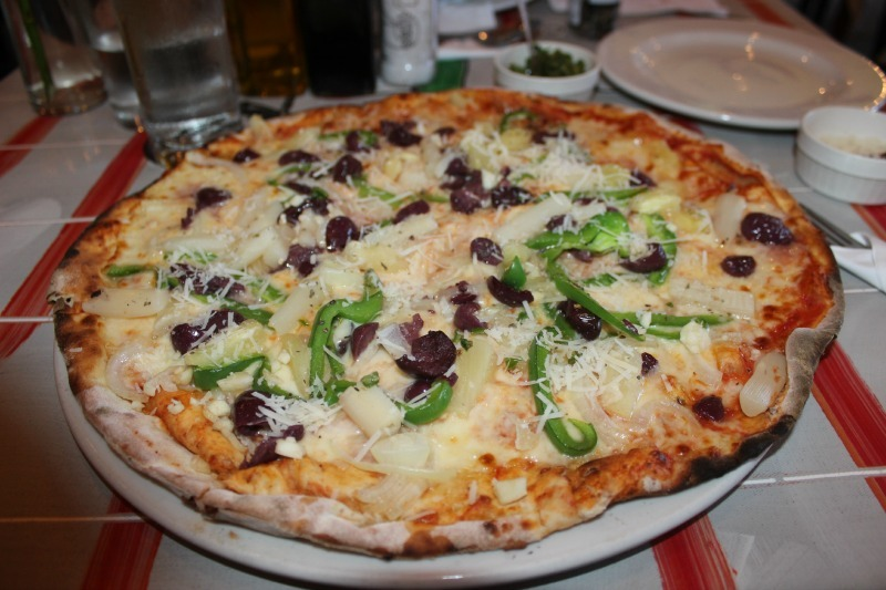 Satori Pizza in Kalk Bay, South Africa