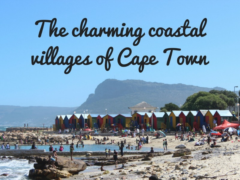 The charming coastal villages of Cape Town