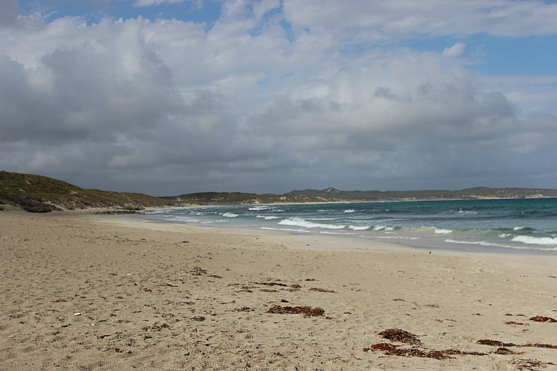 Vivonne Bay Beach - one of the best Kangaroo Island beaches