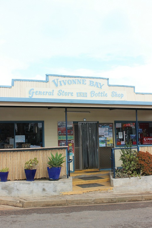 Vivonne Bay General Store on Kangaroo Island