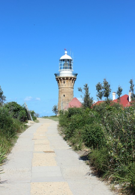 Barrenjoey Lighthouse in Palm Beach, Sydney - one of my favorite lighthouses
