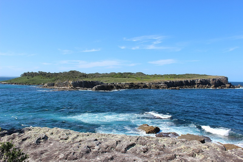 Hiking to Bowen Island is one of the best things to do in Jervis Bay