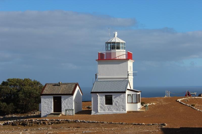 Cape Borda Lighthouse on Kangaroo Island - one of my favorite lighthouses