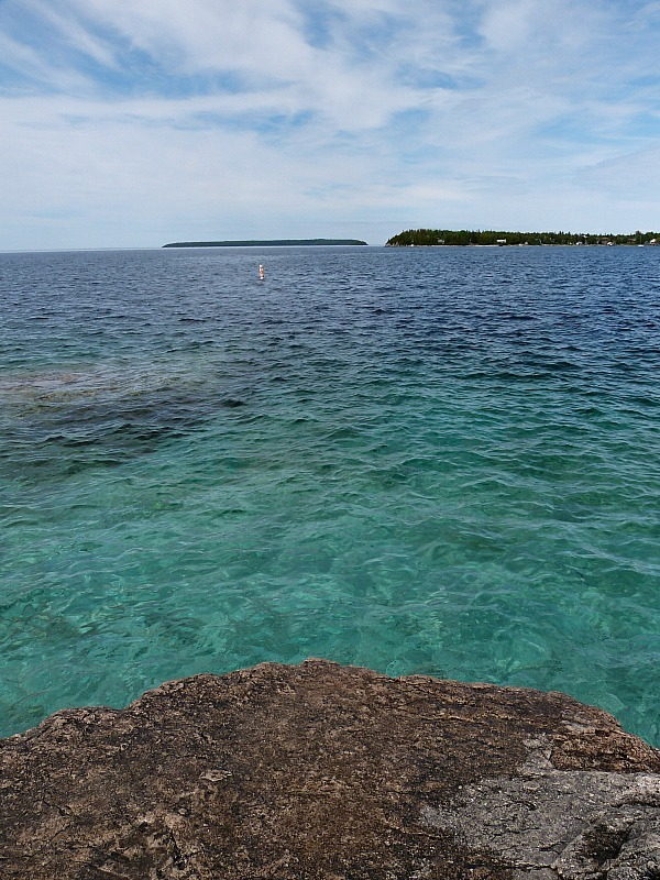 Georgian Bay in Lake Huron