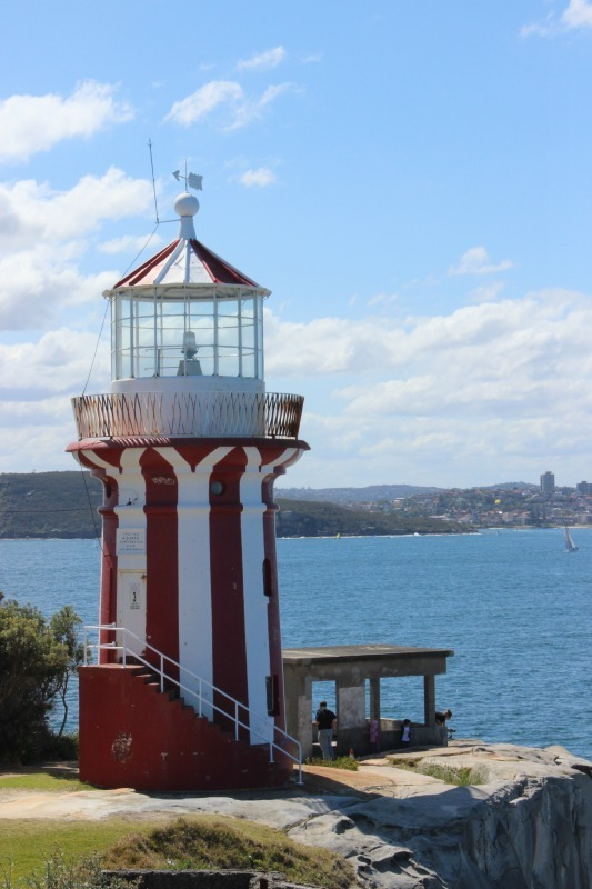 Hornby Light in Sydney