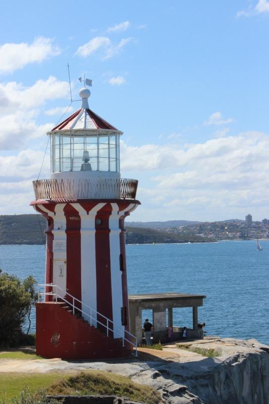Hornby Light in Sydney