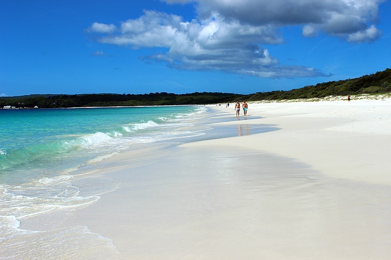 Incredible Hyams Bach in Jervis Bay