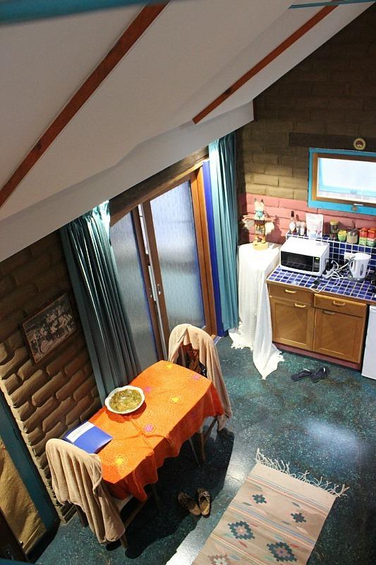 Our Air BnB apartment in Huskisson