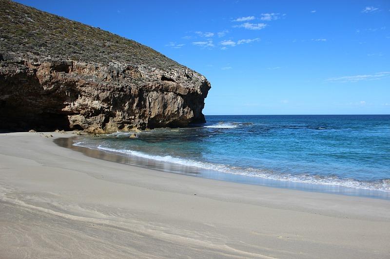 Ravine des Casoars beach