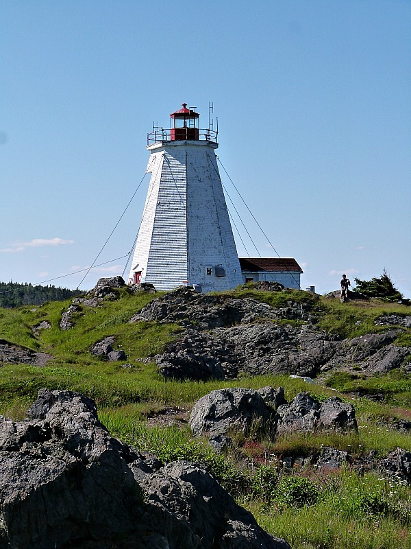 Swallowtail Lighthouse Grand Manan