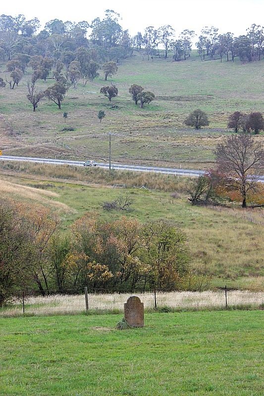 Chinamans Bend Cemetery near Orange NSW