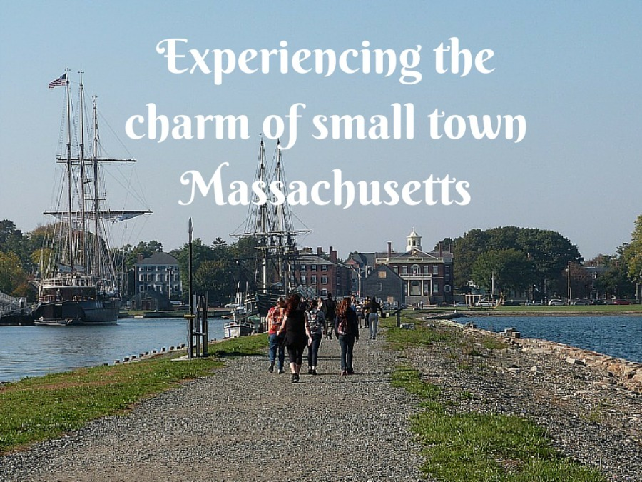 Experiencing the charm of small town Massachusetts