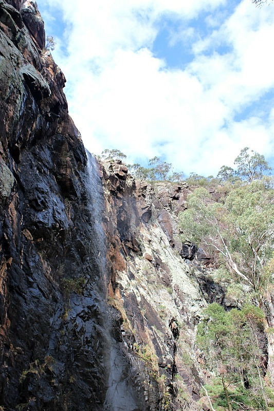 Federal Falls at Mount Canobolas near Orange NSW