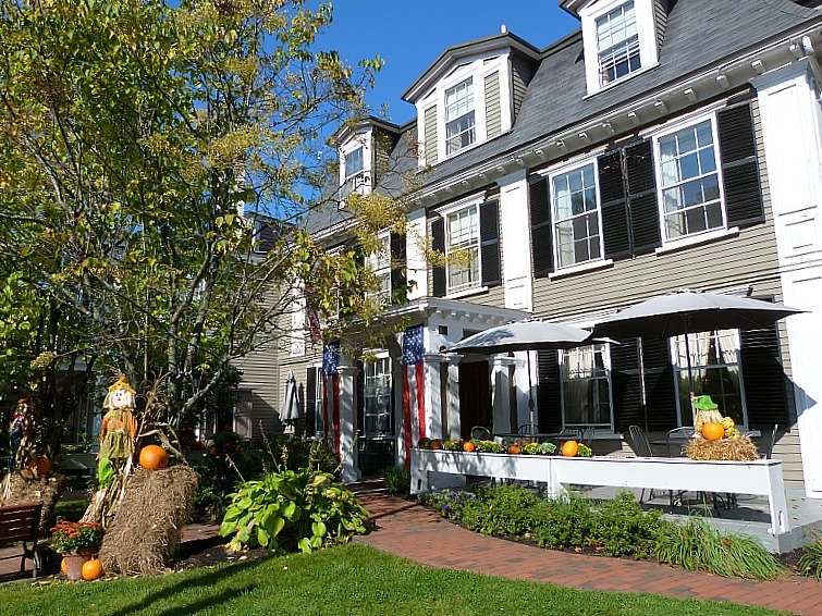 Inn in Concord - one of the best small towns in Massachusetts