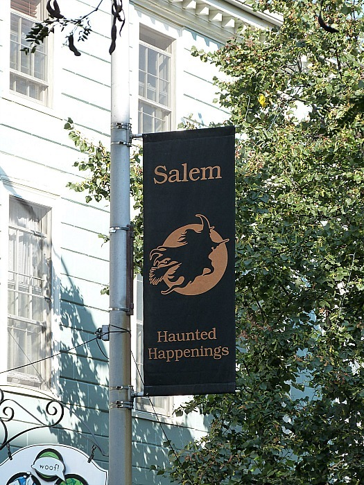 Salem - one of the best small towns in Massachusetts
