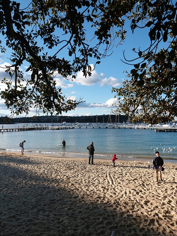 Balmoral Beach is one of Sydney's most beautiful beaches