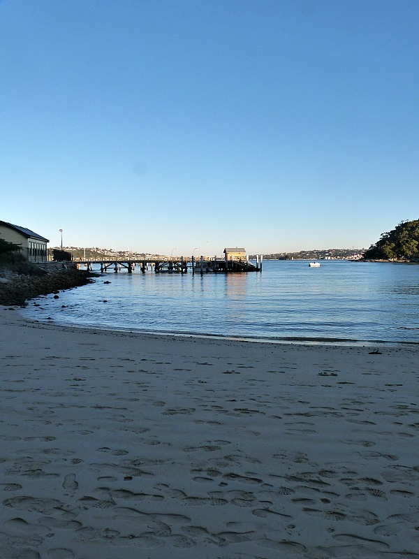 Chowder Bay in Sydney