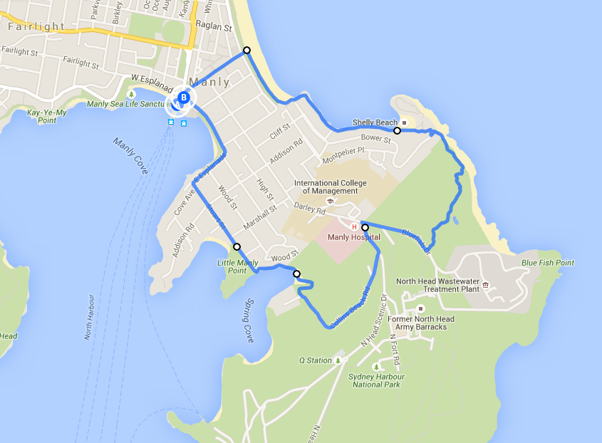 Manly North Head walk - a great easy Sydney walk