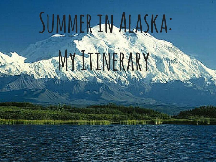 Summer in Alaska: My Alaska Itinerary