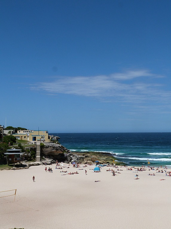 Tamarama Beach on the Coogee to Bondi Walk