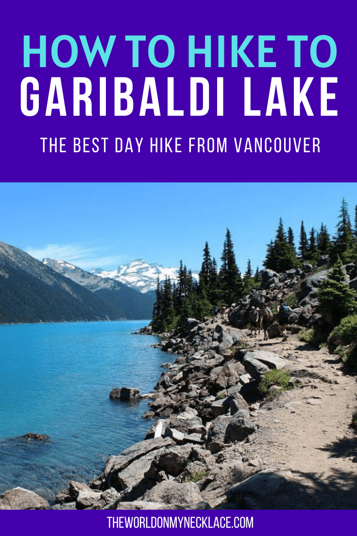 How to Hike the Garibaldi Trail: The Best Day Hike From Vancouver