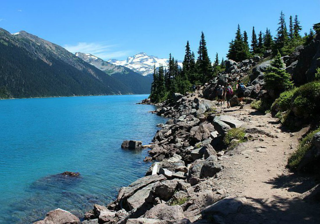 Do a day hike as part of your Vancouver Itinerary 4 days