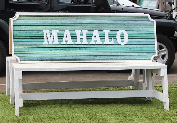 Mahalo Haliewa on the North Shore Oahu