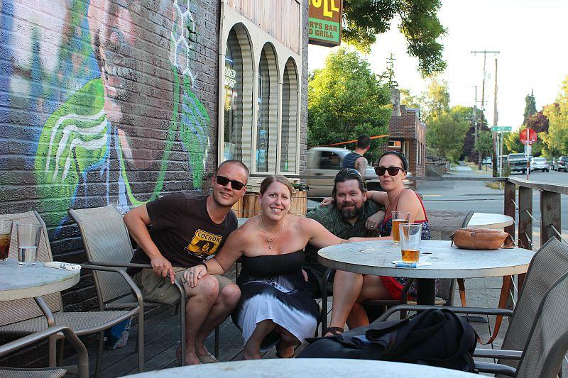 New friends in Seattle Washington