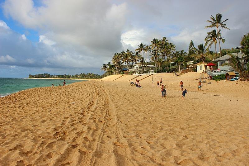 North Shore Oahu in Hawaii
