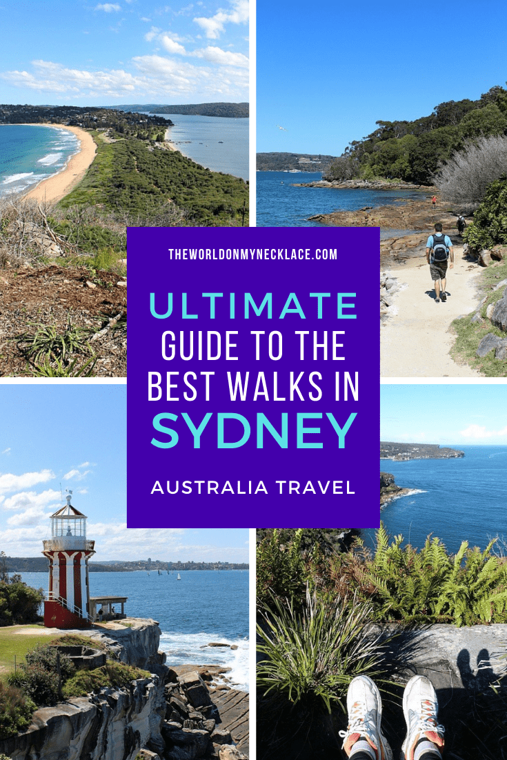 Super Detailed Guide to the Best Sydney Walks