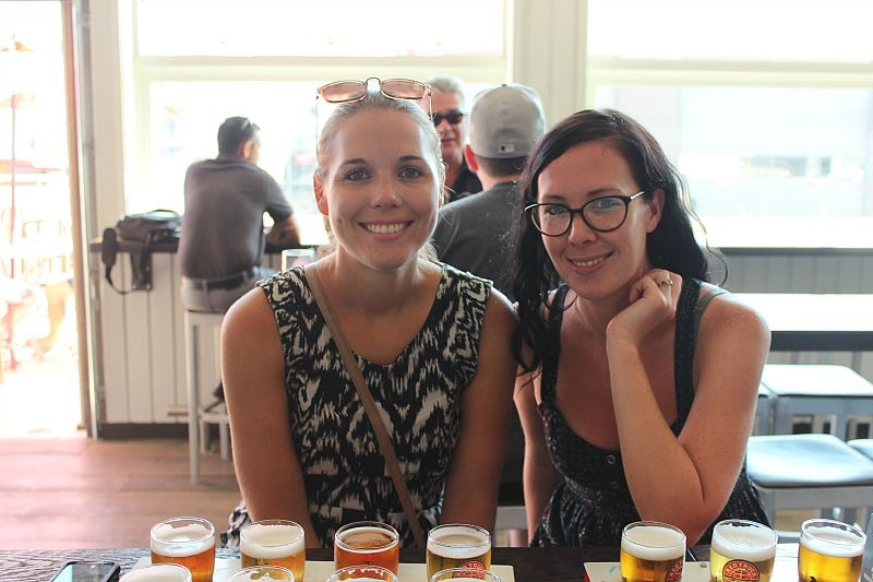 Do some brewery hopping during your Vancouver 4 day itinerary