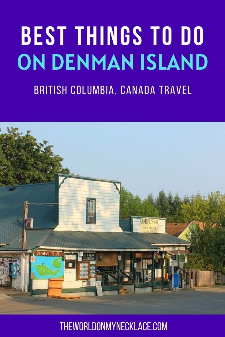 Best Things to do on Denman Island