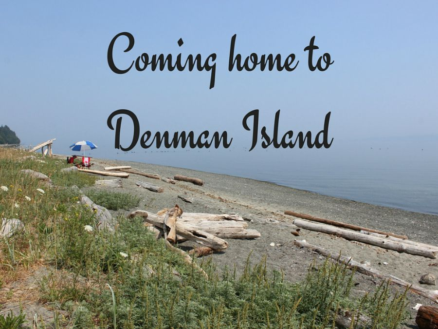 What to do in summer on Denman Island, Canada