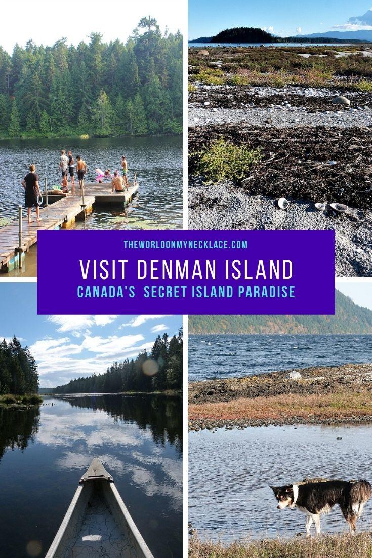 Visit Denman Island Canada's Secret Island Paradise