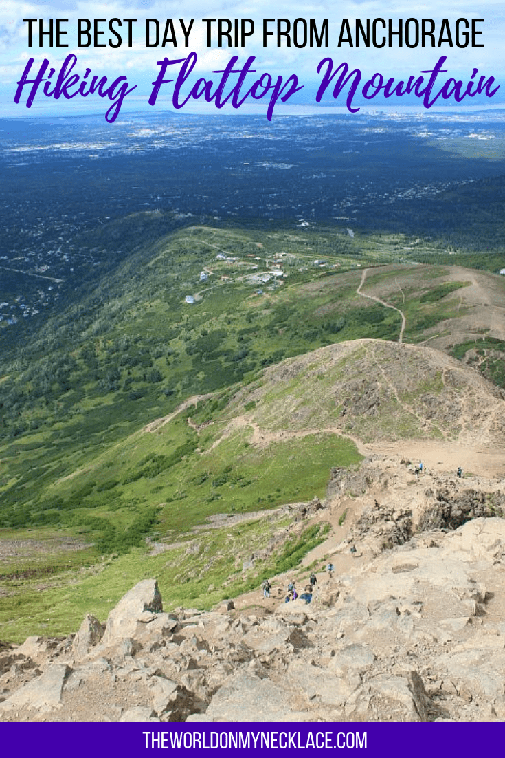 The Best Day Trip from Anchorage: Hiking Flattop Mountain