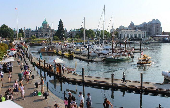 Victoria Harbourfront