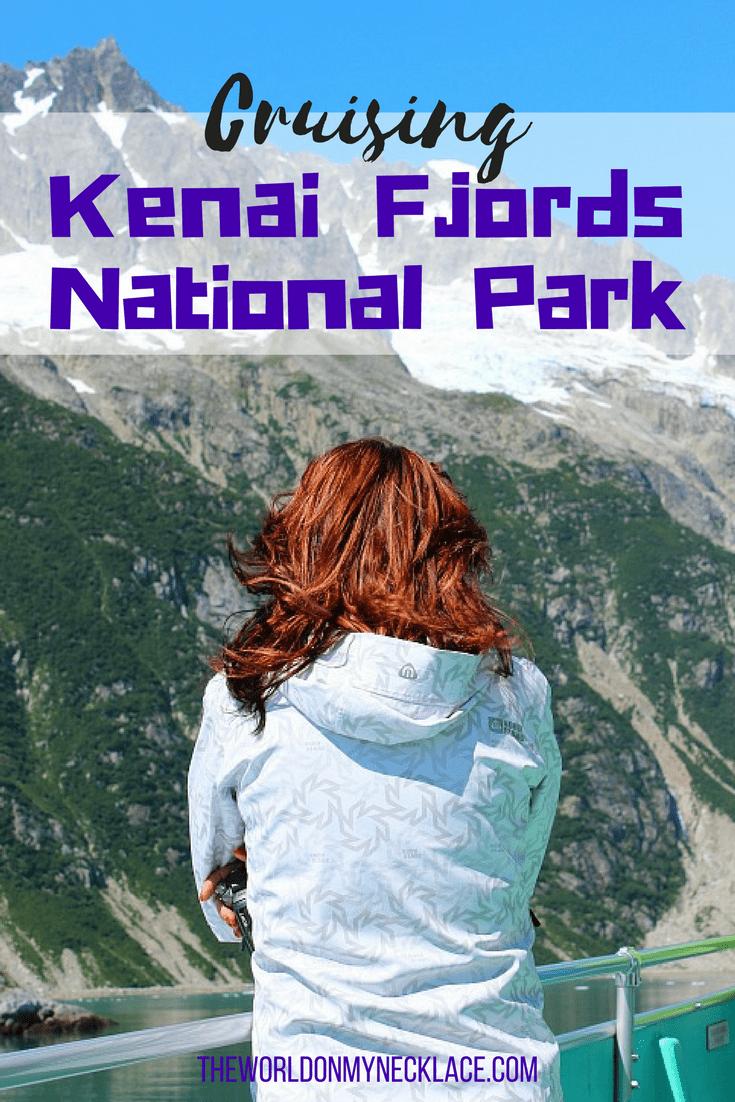 Cruising Kenai Fjords National Park in Alaska