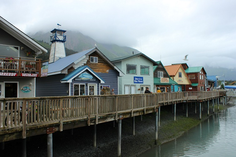 Visiting Seward - part of my Summer in Alaska Itinerary