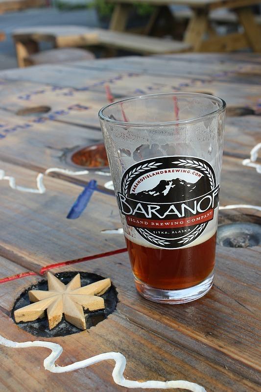Baranof Island Brewing Company in Sitka Alaska