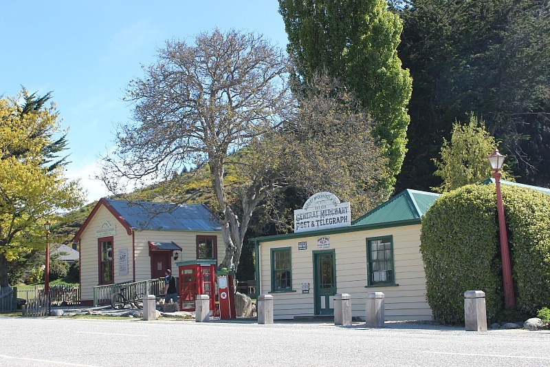 Visiting Historic Cardrona during month five of digital nomad life