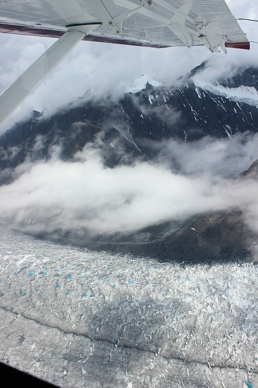 Ruth Glacier from my Denali Flight