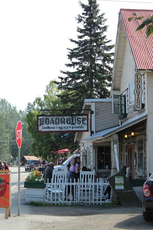 The Talkeetna Roadhouse