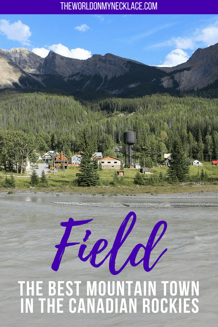 Field BC: The Best Mountain Town in the Canadian Rockies