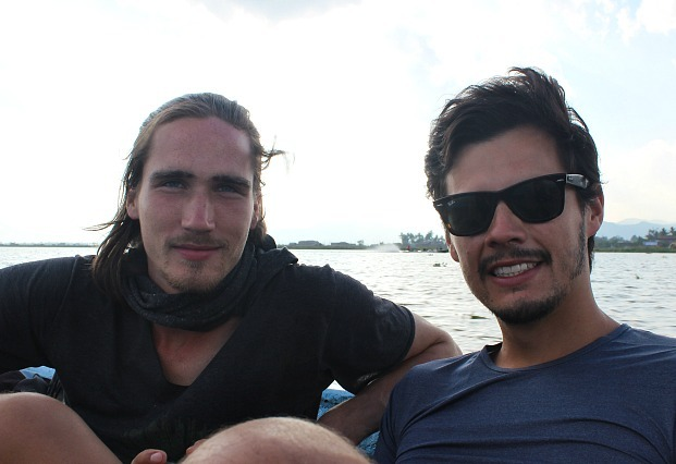 New friends met during month six of digital nomad life