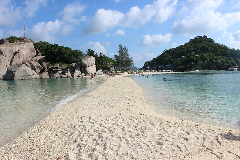 The beautiful Koh Nang Yuan