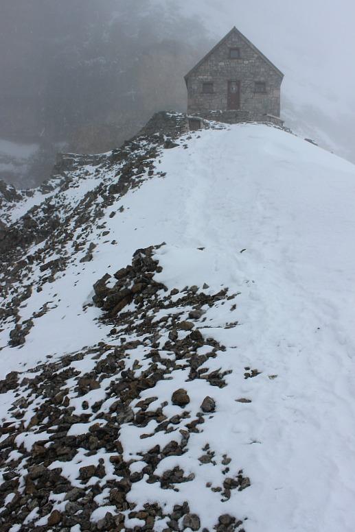 Abbot Pass Hut