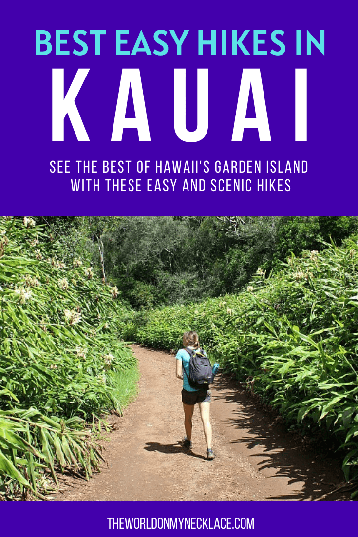 The Best Easy Hikes Kauai