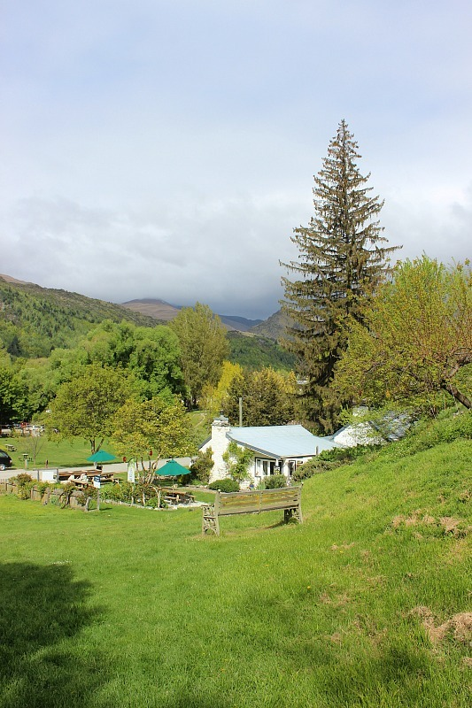 Countryside around Arrowtown