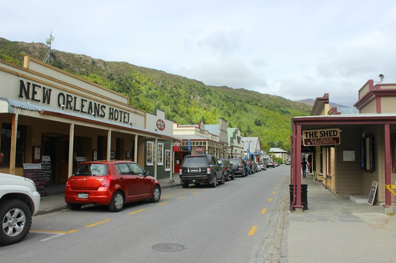 Downtown Arrowtown
